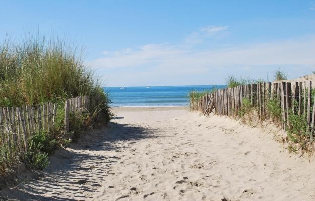 Nouvelle Aquitaine. Camping à vendre à quelques kilomètres des plages