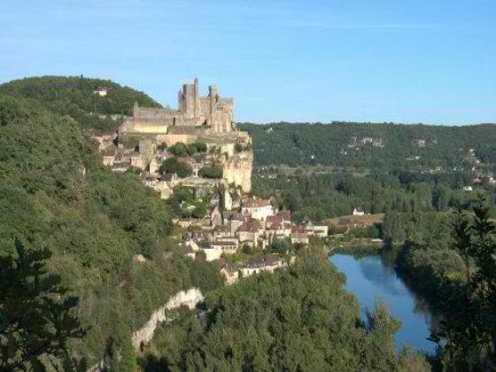 Ce village de chalet avec une une extension en camping possible est à vendre en Dordogne