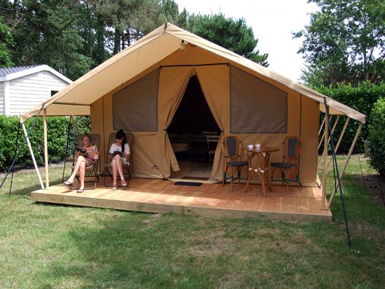 Aquitaine. Fonds de commerce de camping à vendre à une vingtaine de kilomètres des plages
