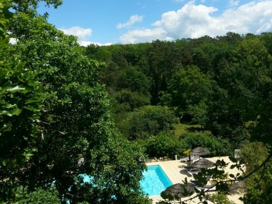 Vente d'un camping proche des sites touristiques majeurs de Dordogne.