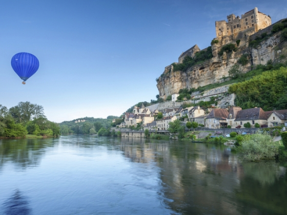Ce camping est à vendre en Dordogne sur un emplacement d'exception.