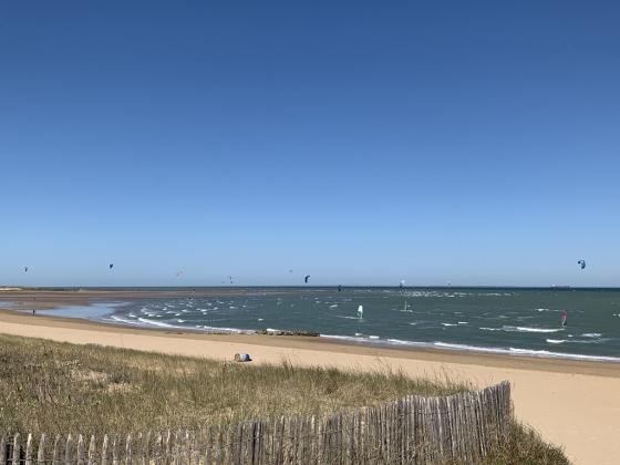 Camping à vendre proche de la plage  en Nouvelle Aquitaine